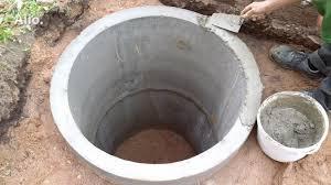 kanalizacijos įrengimas