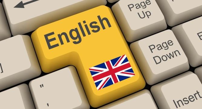 anglu kalba